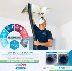 Air Duct Cleaning Service Houston