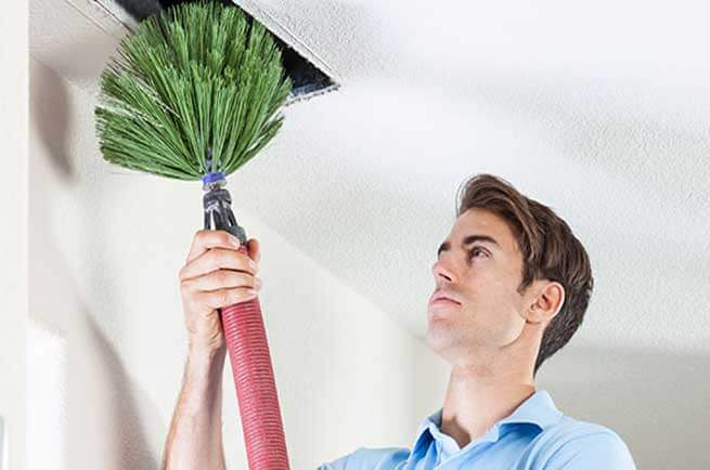 Air Duct Cleaning (Photo Album)