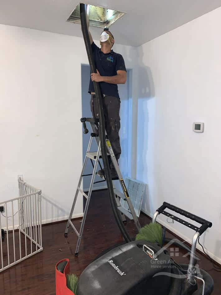 Air Duct Cleaning Houston