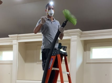 Air Duct Cleaning | Green Air Home Services